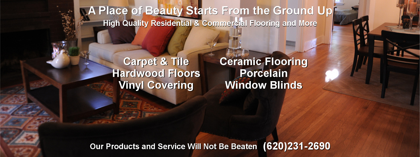 Rely On Quality Floor Inc For All Your Flooring Needs